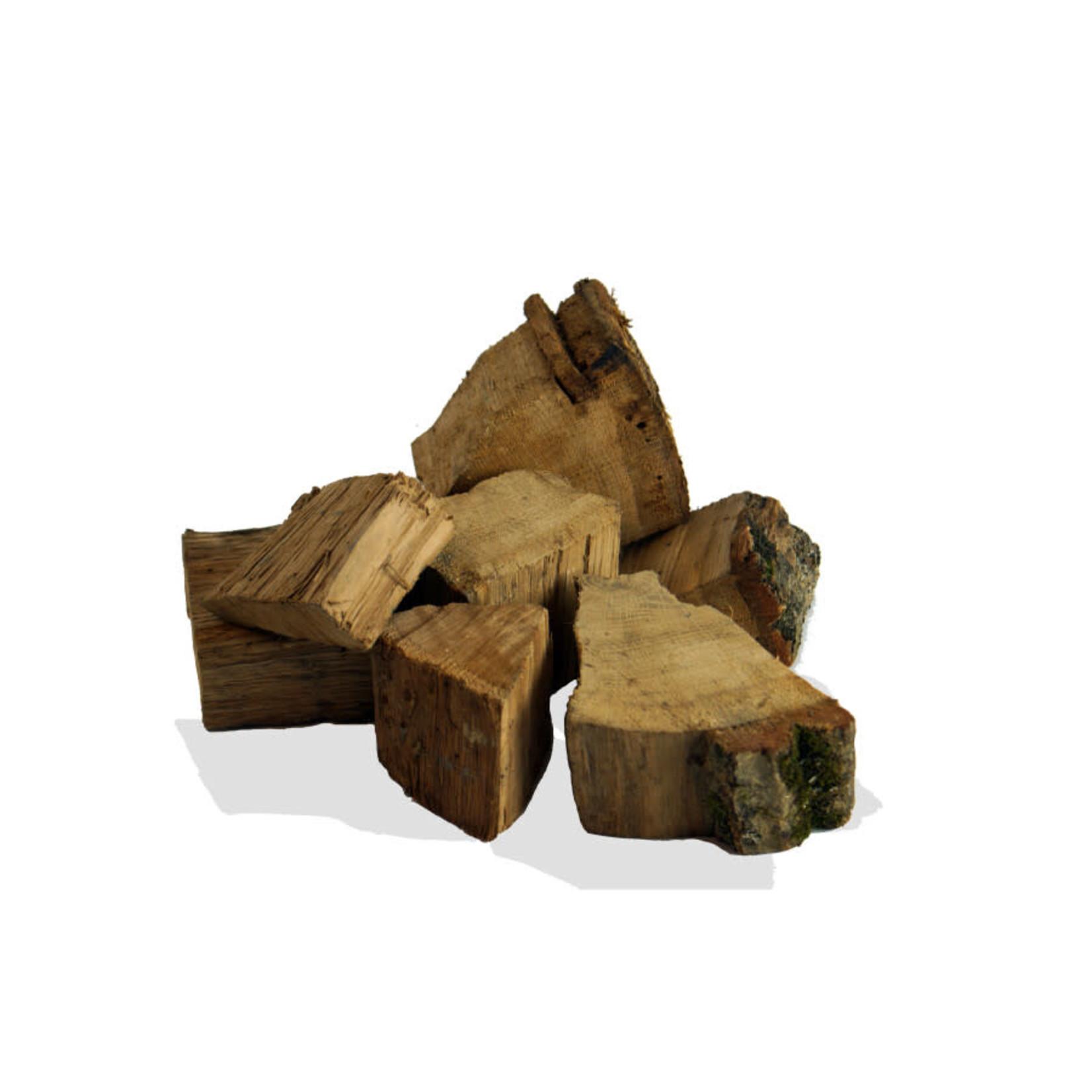 BBQ Flavour BBQ Flavour rookhout chunck Oak 2.4 kg