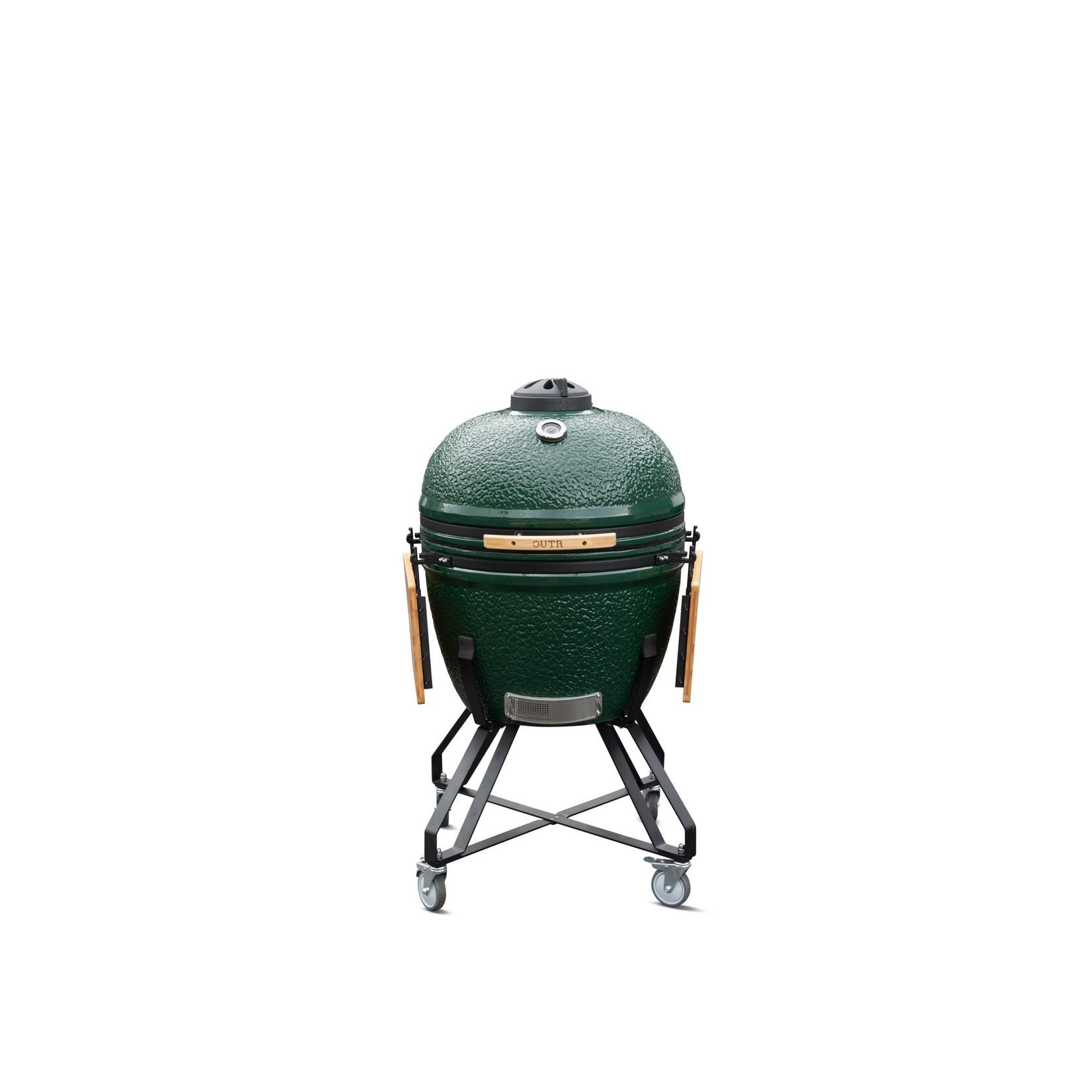 Outr Outr kamado grill XXLarge 70 groen