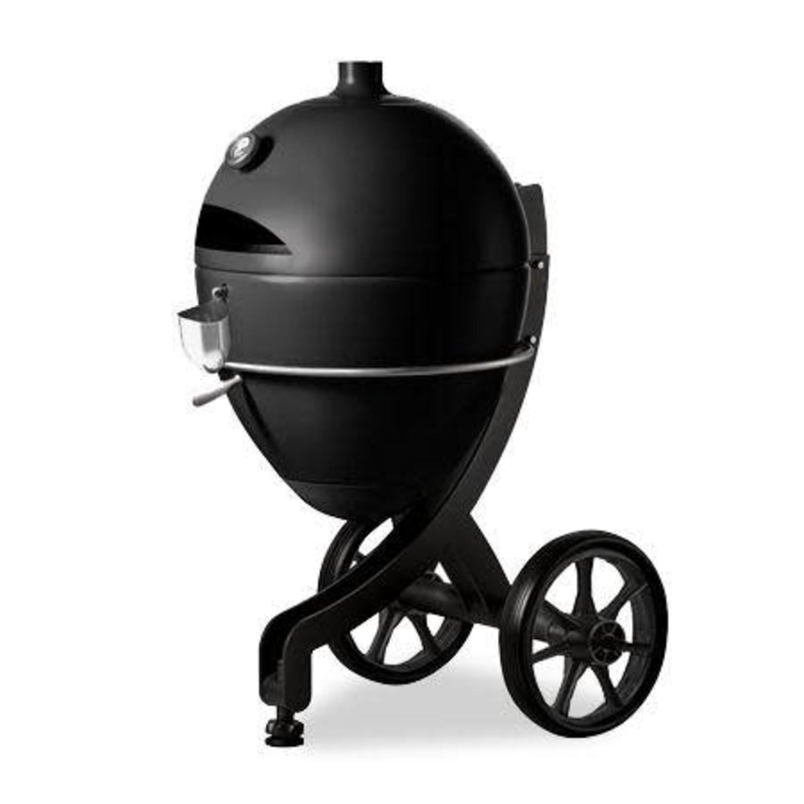 POQ pellet grill PBQ Grill zwart