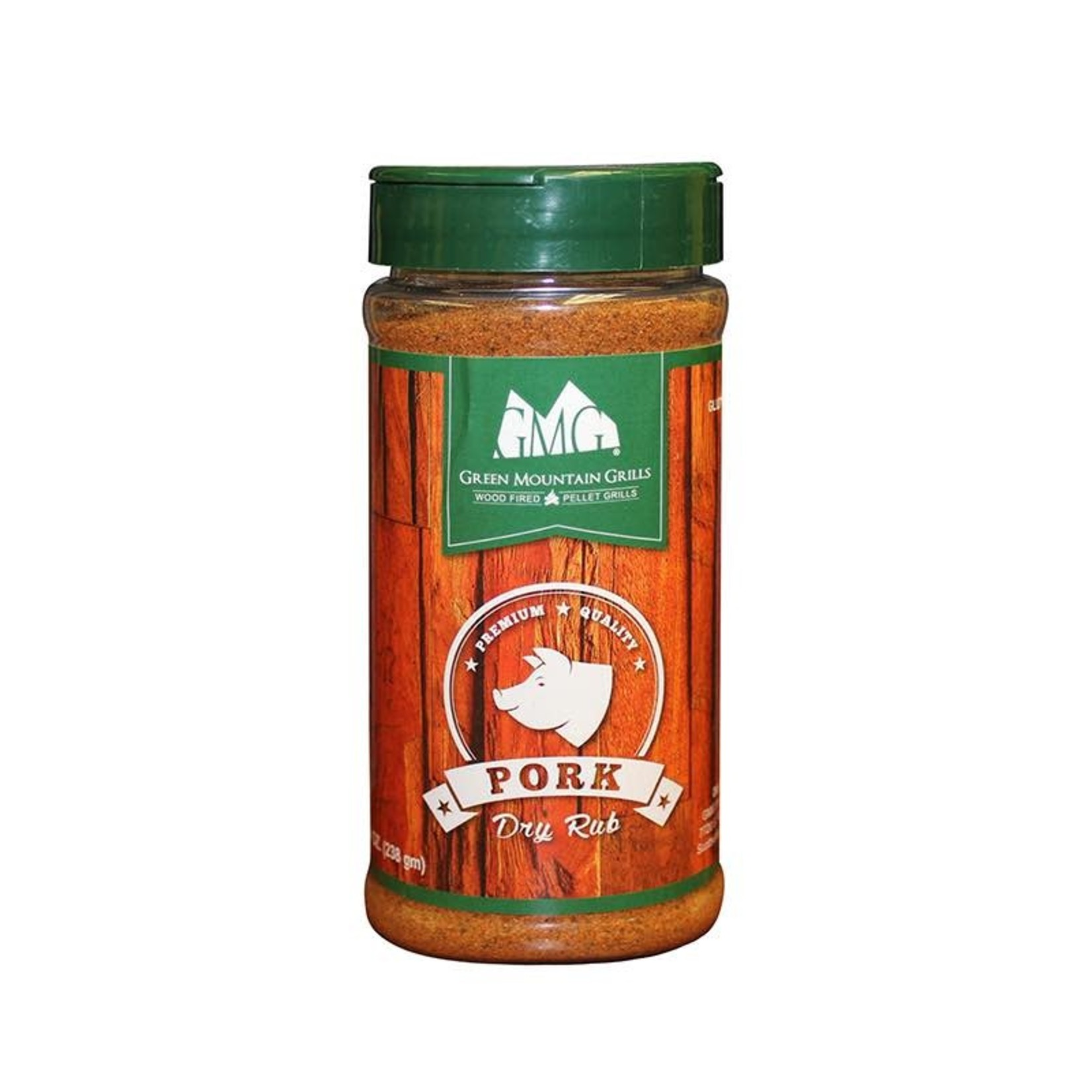 Green Mountain Grill GMG Pork Rub