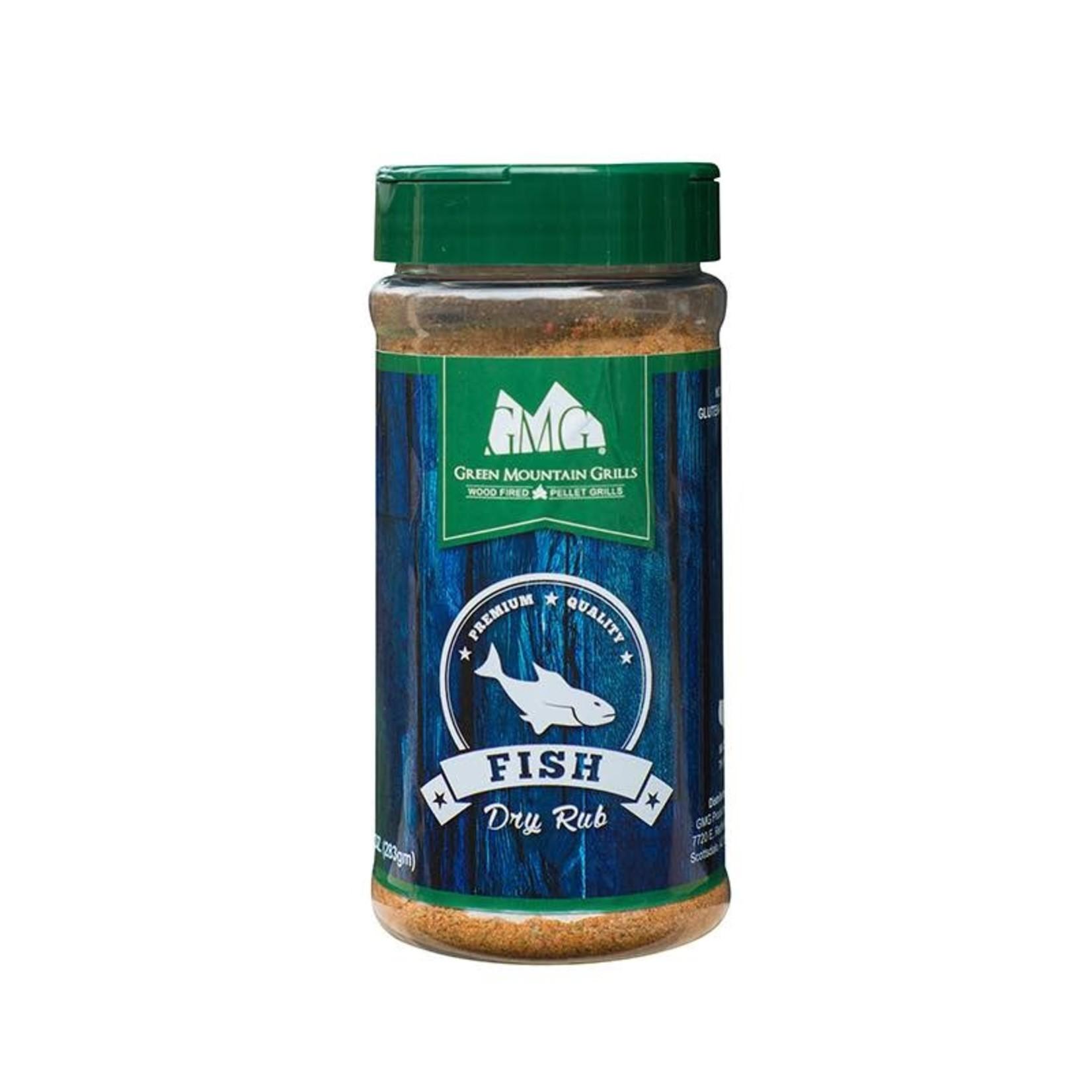 Green Mountain Grill GMG Fish rub