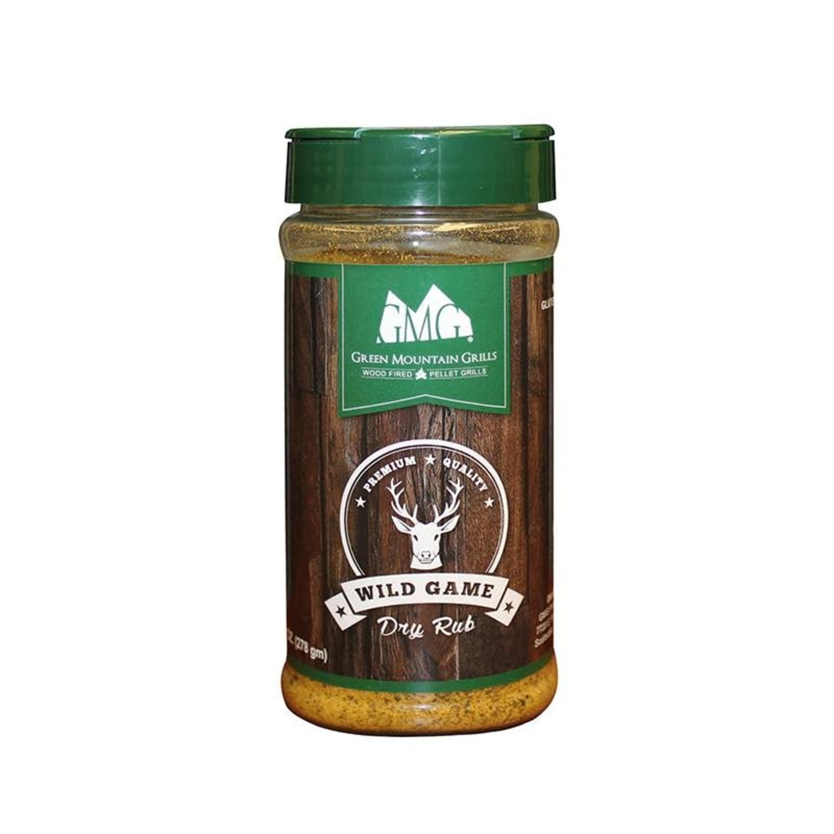 Green Mountain Grill GMG Wild Game rub