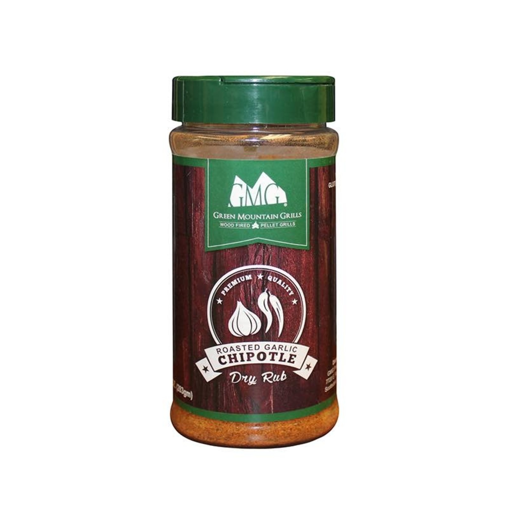 Green Mountain Grill GMG  Roasted Garlic & Chipotle Rub