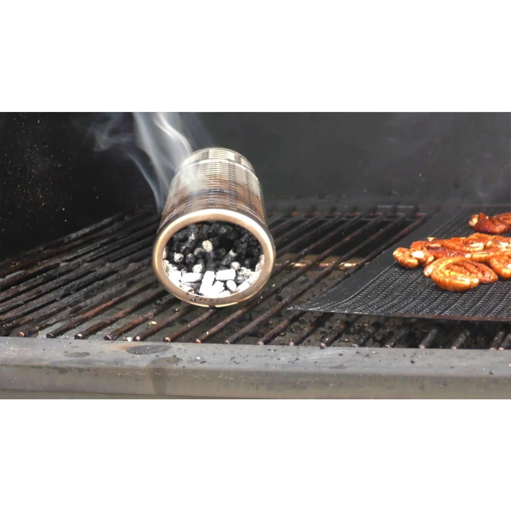 Green Mountain Grill GMG smoke tube telescopisch