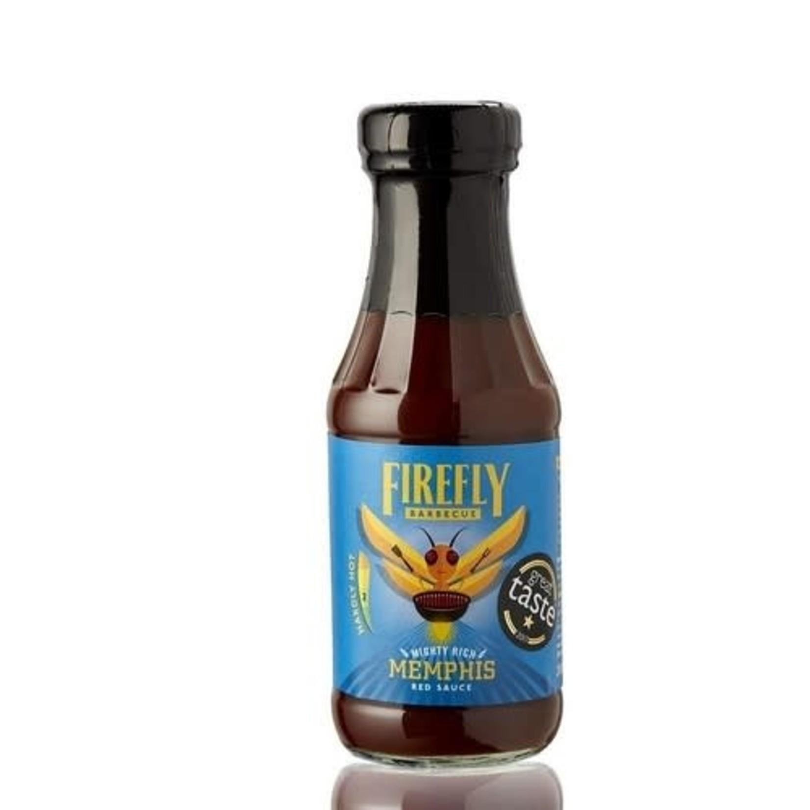 Firefly Firefly Memphis Red BBQ Sauce 268ml