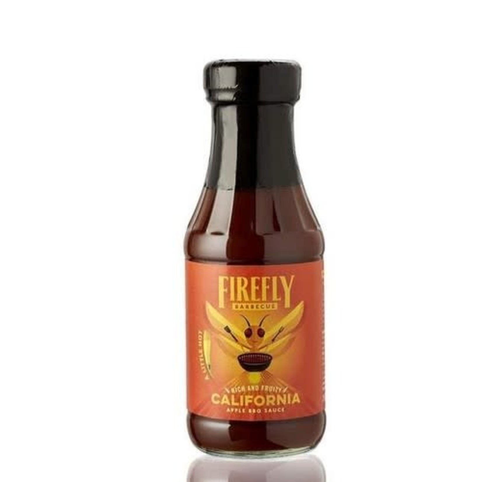 Firefly Firefly California Apple BBQ sauce 268ml