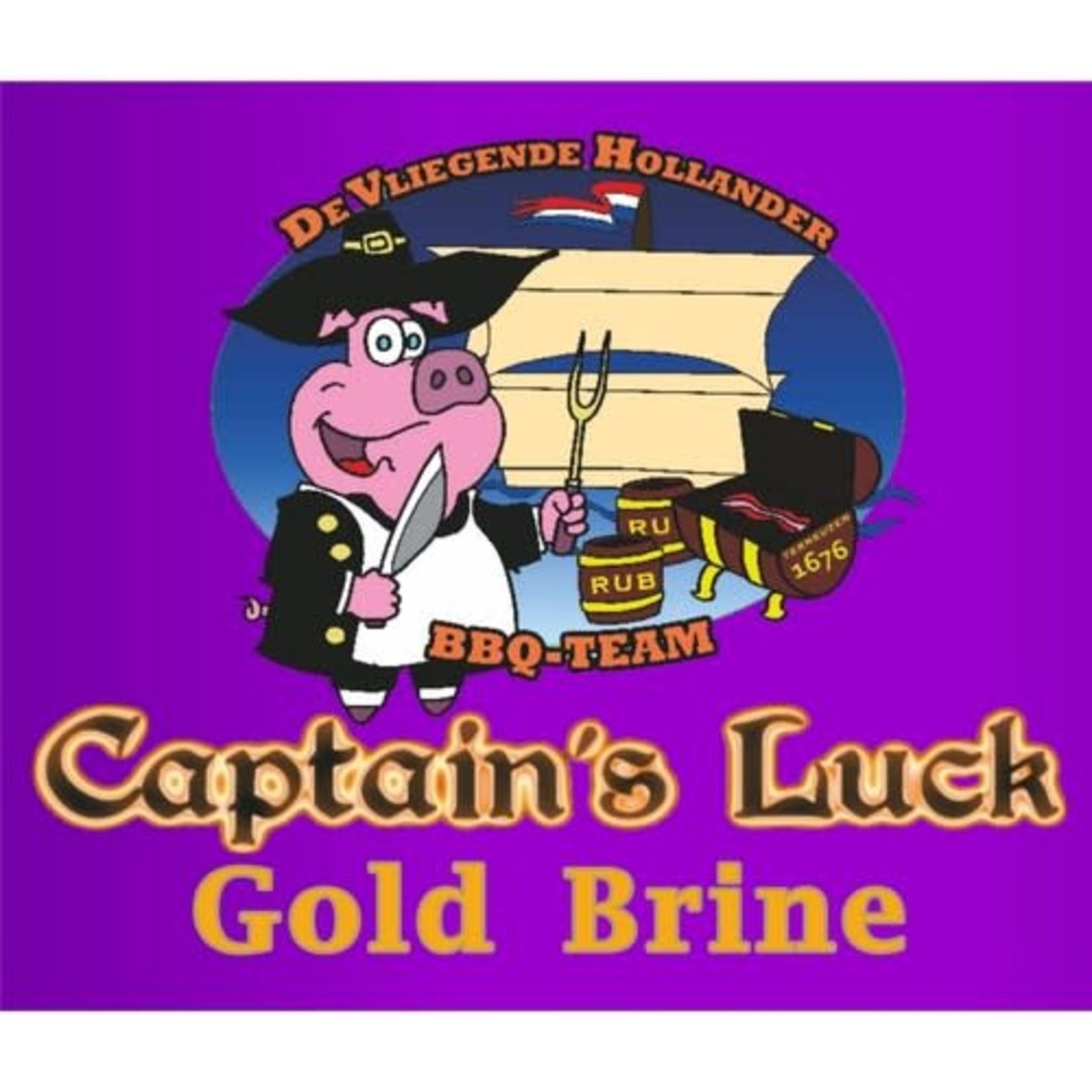 Captain's Luck Captain's Luck Gold Brine 6 kg