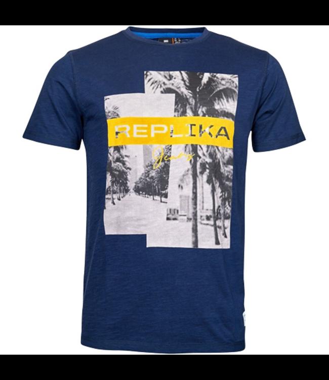 REPLIKA JEANS T- Shirt - P-18749