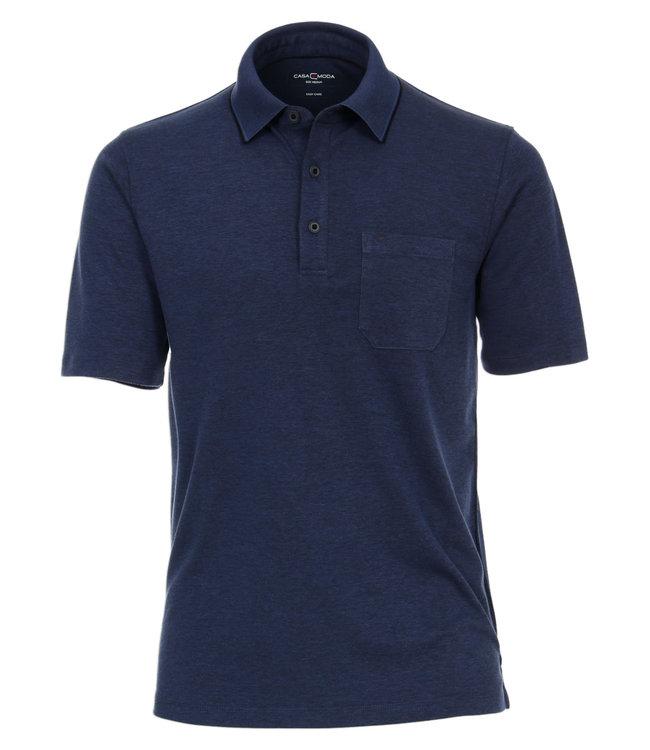 CASA MODA Casa Moda Polo Shirt blau