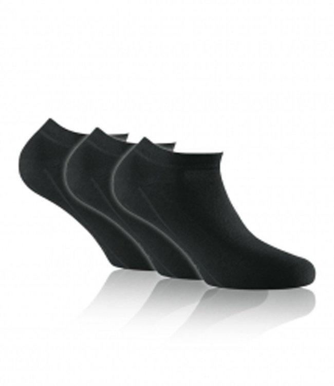 ROHNER Rohner Sneaker Socken 3er Pack