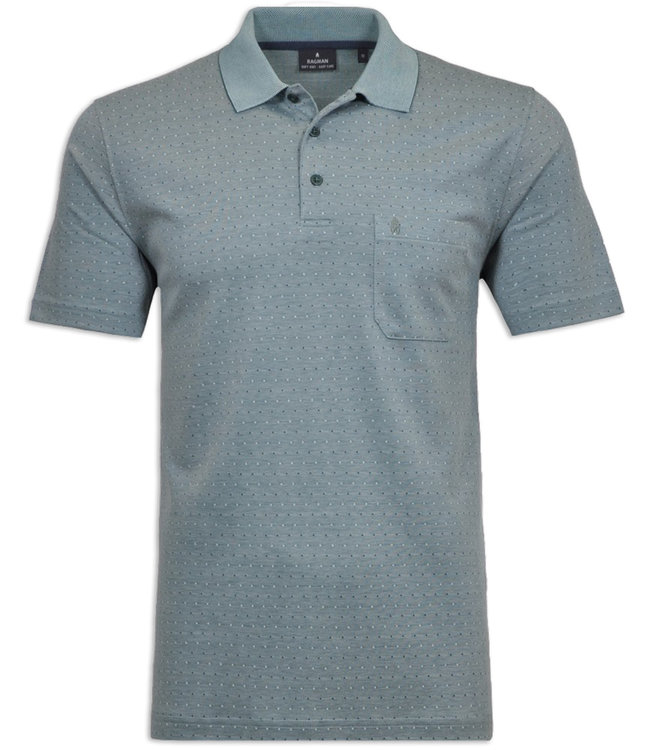 RAGMAN Ragman Polo Shirt kuzarm