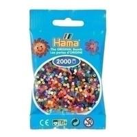 Hama mini strijkkralen assorti mix
