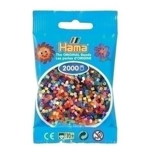 Hama Hama mini strijkkralen assorti mix