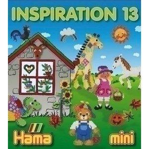 Hama Hama strijkkralen patronen voorbeeldboekje 13 MINI