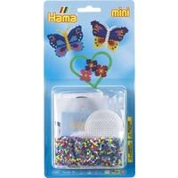 Hama mini strijkkralen set Vlinders 5502