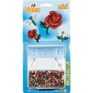 Hama Hama mini strijkkralen set Rozen 5506