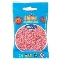 Hama mini strijkkralen roze 0006