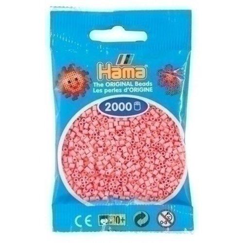Hama Hama mini strijkkralen roze 0006