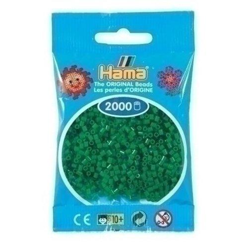 Hama Hama mini strijkkralen groen 0010