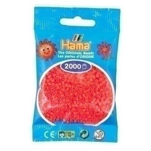 Hama Hama mini strijkkralen cerise 0033