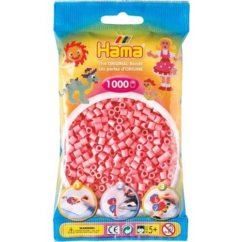 Hama Hama Strijkkralen 0006 roze 1000 st.