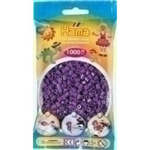 Hama Hama Strijkkralen 0007 paars 1000 st.