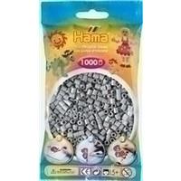 Hama Strijkkralen 0017 grijs 1000 st.