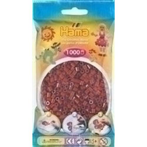 Hama Hama Strijkkralen 0030 bordeaux rood 1000 st.