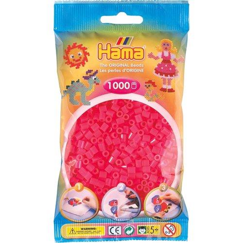 Hama Hama Strijkkralen 0032 fuchsia 1000 st.
