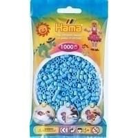 Hama Strijkkralen 0046 blauw pastel 1000 st.