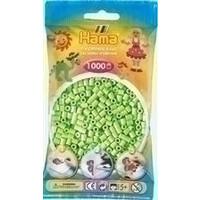 Hama Strijkkralen 0047 groen pastel 1000 st.