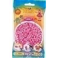 Hama Strijkkralen 0048 roze pastel 1000 st.
