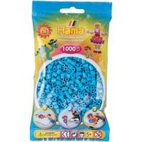 Hama strijkkralen 0049 Azure 1000 st
