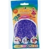 Hama strijkkralen 0074 paars doorzichtig