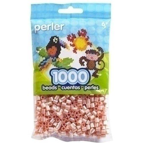 Perler Perler strijkkralen Pearl Lt Pink 1000 st 80-15104