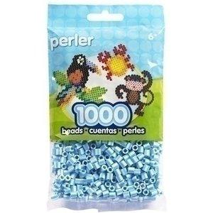 Perler Perler strijkkralen 1000 st Sky Blue Stripe 15111