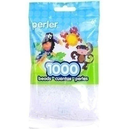 Perler Perler midi strijkkralen 1000 st Clear 19019