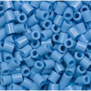 Perler Perler midi strijkkralen 1000 st Pastel Blue 19052
