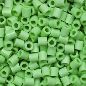 Perler Perler midi strijkkralen 1000st Pastel Green 19053