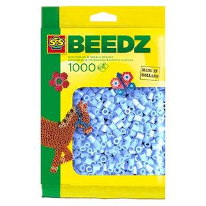 Ses Ses strijkkralen lichtblauw 1000 st 00714