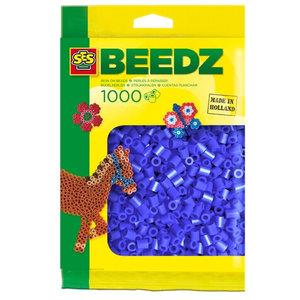 Ses Ses strijkkralen donkerblauw 1000 st 00724