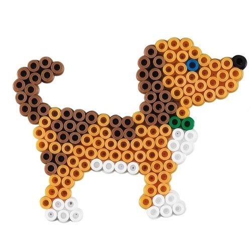 Hama Hama strijkkralen grondplaat Hond 0326