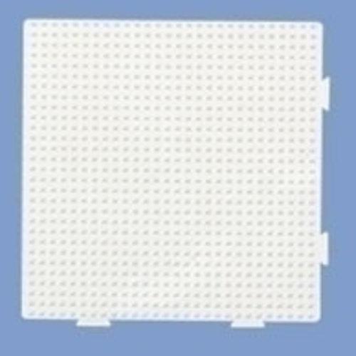 Hama Hama grondplaat vierkant koppelbaar wit 234