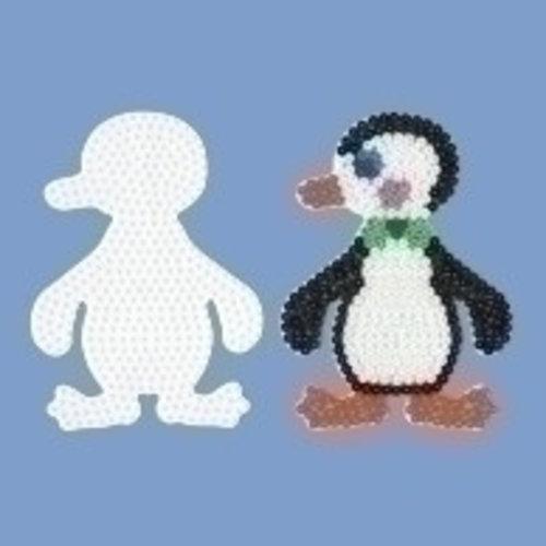 Hama Hama Strijkkralen Grondplaat Pinguin 301