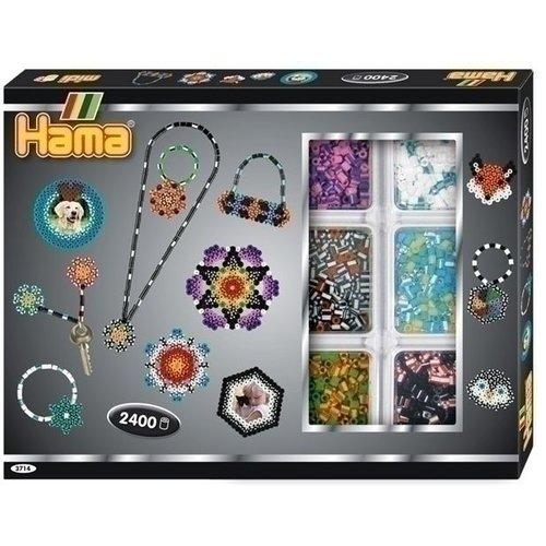 Hama Hama strijkkralen set 2 kleurig 3714