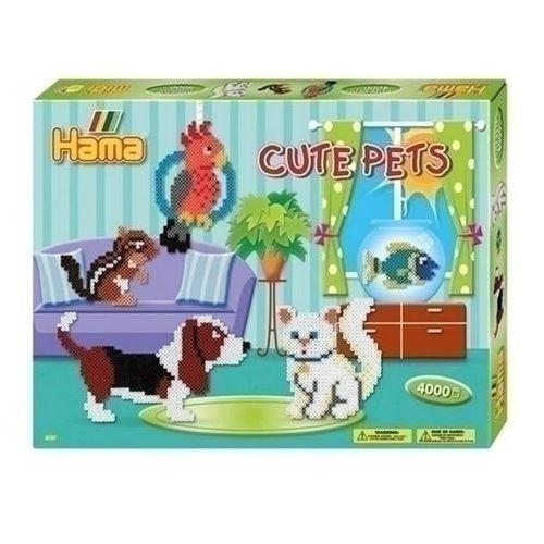 Hama Hama strijkkralen Cute Pets 3137