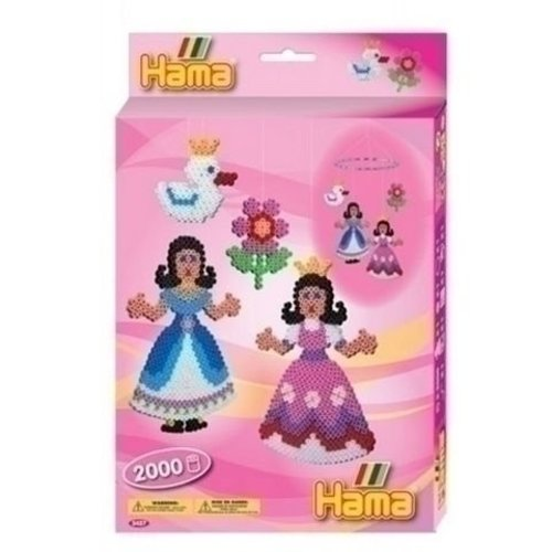 Hama Hama Strijkkralen Prinsessen Mobile 3427