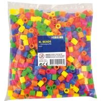 Playbox XL strijkkralen 1000 stuks neonkleuren