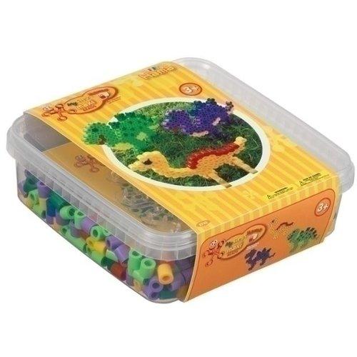 Hama Hama maxi strijkkralen box Dino 8742