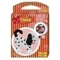 Hama maxi strijkkralen Hond 8762